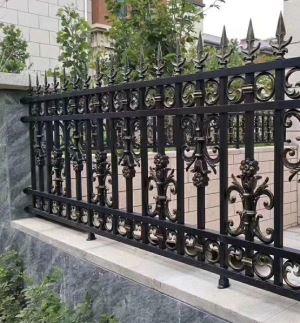 铝合金别墅护栏